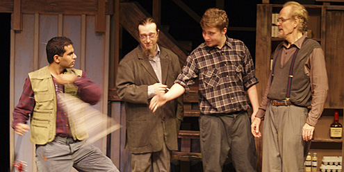 'The Visit' play review
