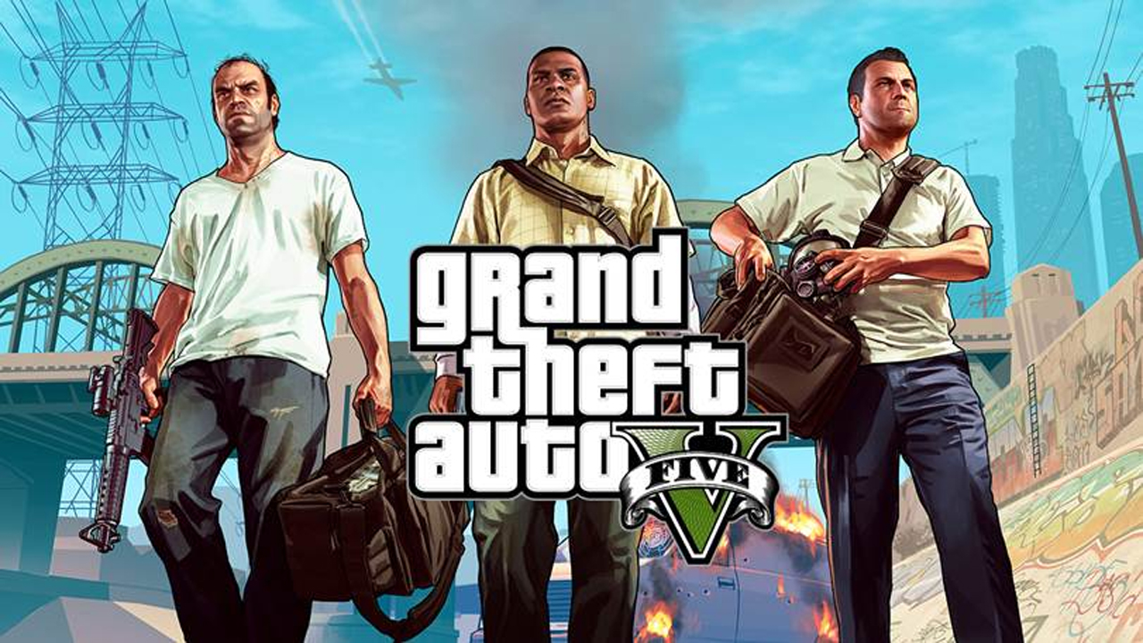 Thoughts on Grand Theft Auto V