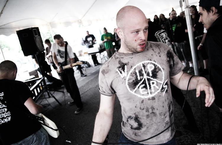 Music Profile: Drew Ailes, Vocalist for Brain Tumors