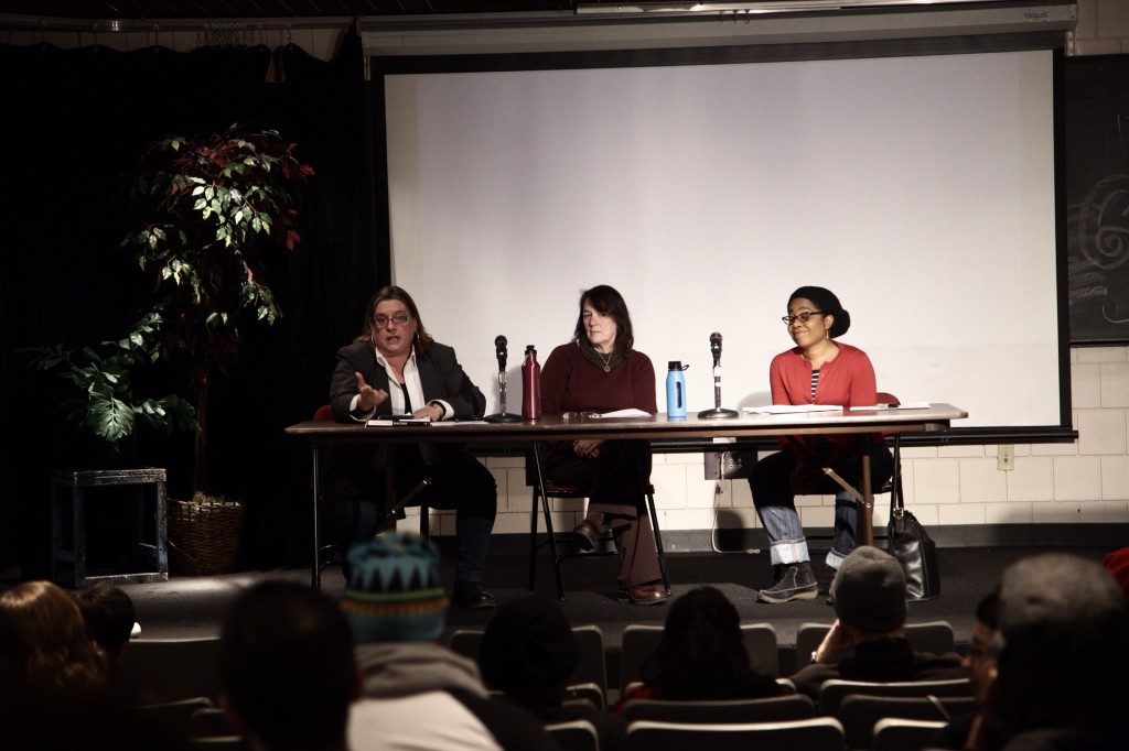 feminists organizing change hosts panel on privilege. Black Bedroom Furniture Sets. Home Design Ideas