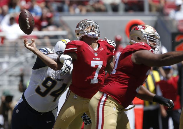 The Goldmine: Chargers vs. 49ers game recap