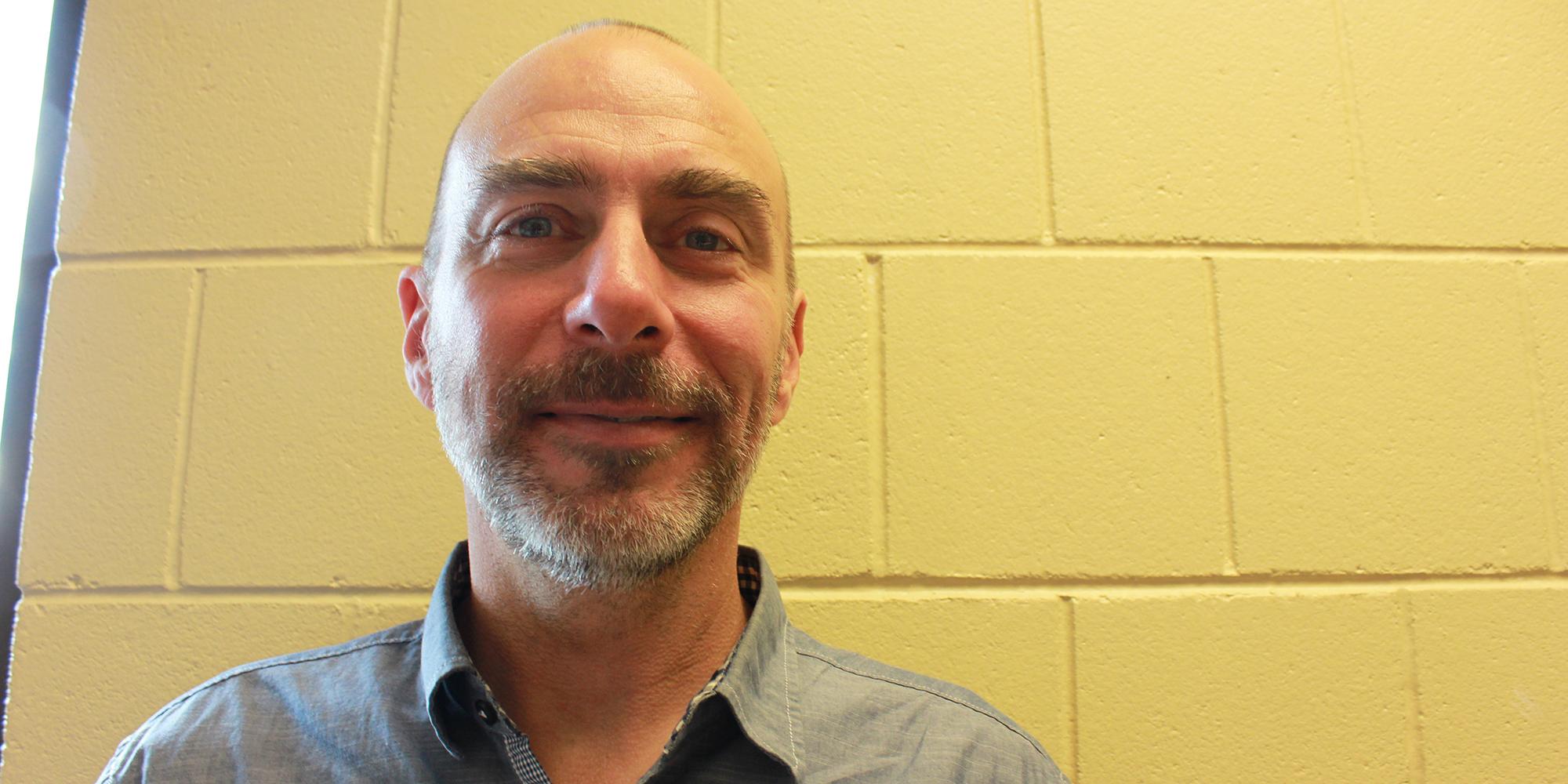 Faculty Feature: Steve Healey