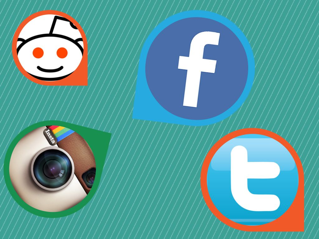 Social media's influence on current events