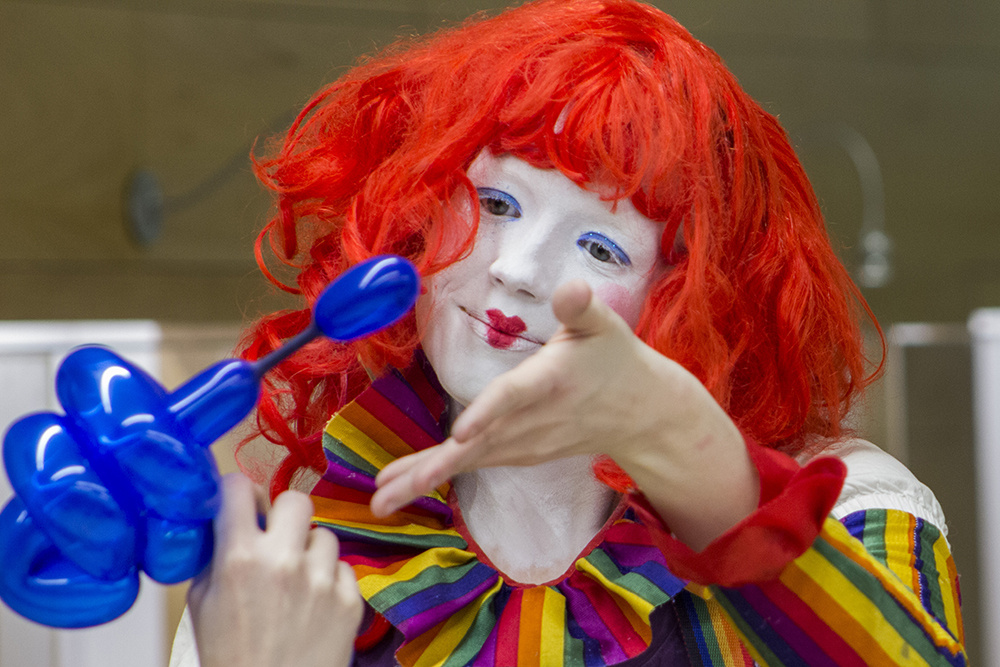 Kelsey Koch: The Heart of a Clown