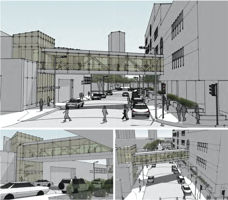 Here's why a skyway to the Science Building makes sense