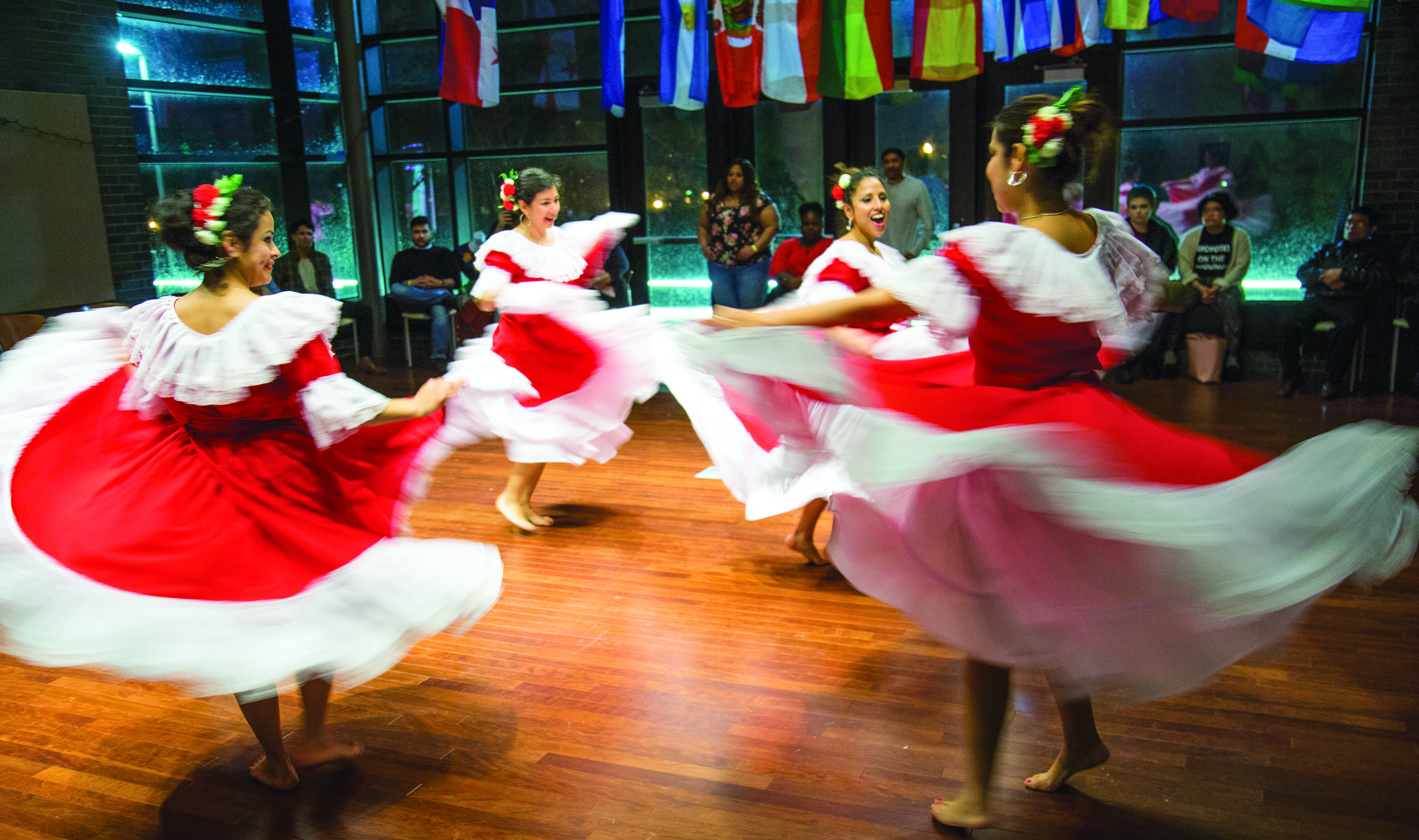 Xicanos Latinos Unidos Embraces Traditional Latin American Culture
