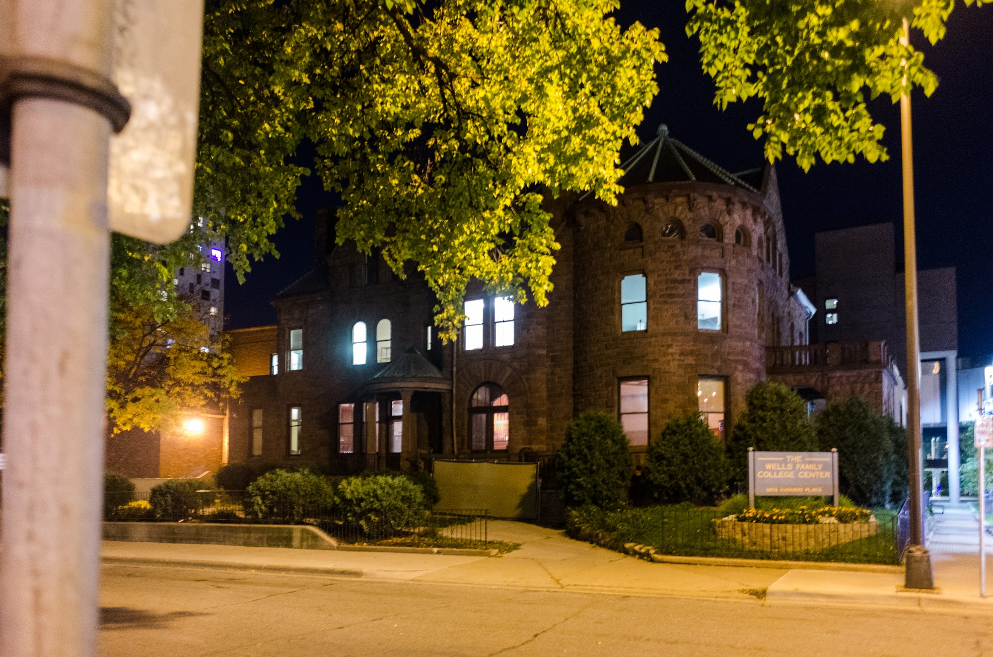 CCN investigates reports that Wells Family Center is haunted