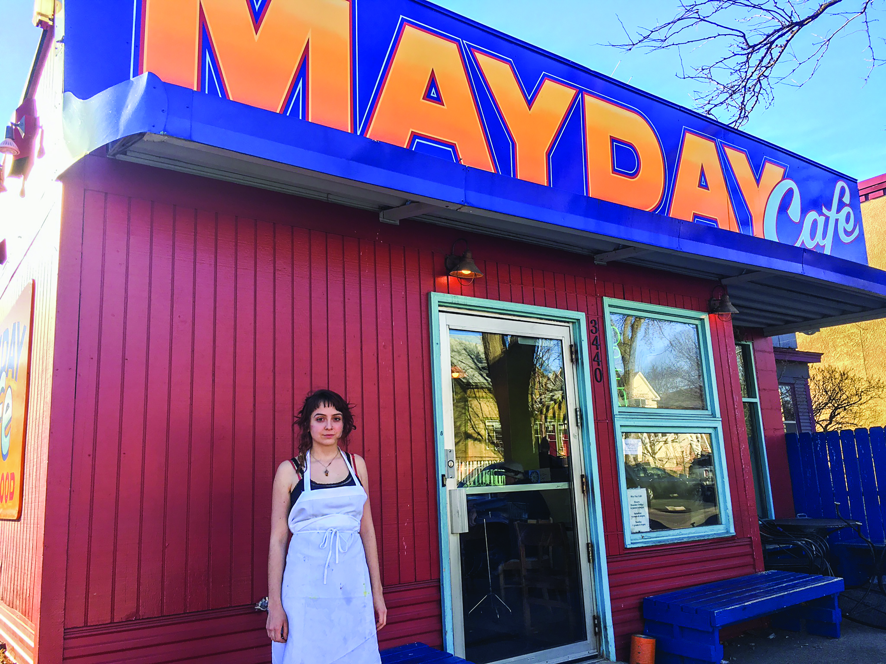 Cool Jobs: May Day Cafe
