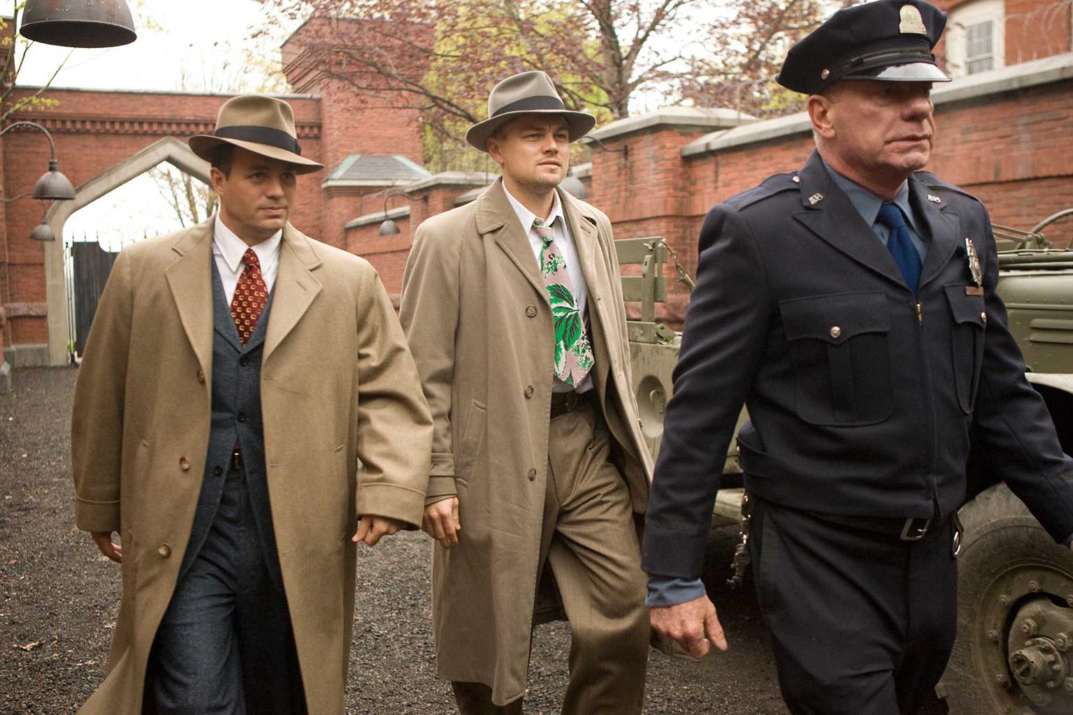 Shutter Island: Scorsese's twisting and turning detective tale