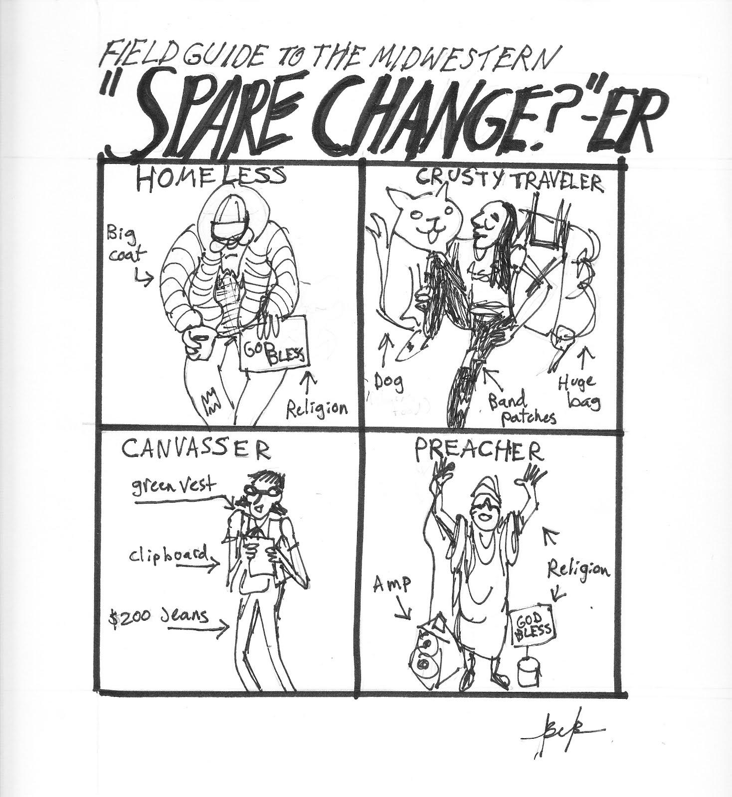 Comic by Beck Kilkenny.