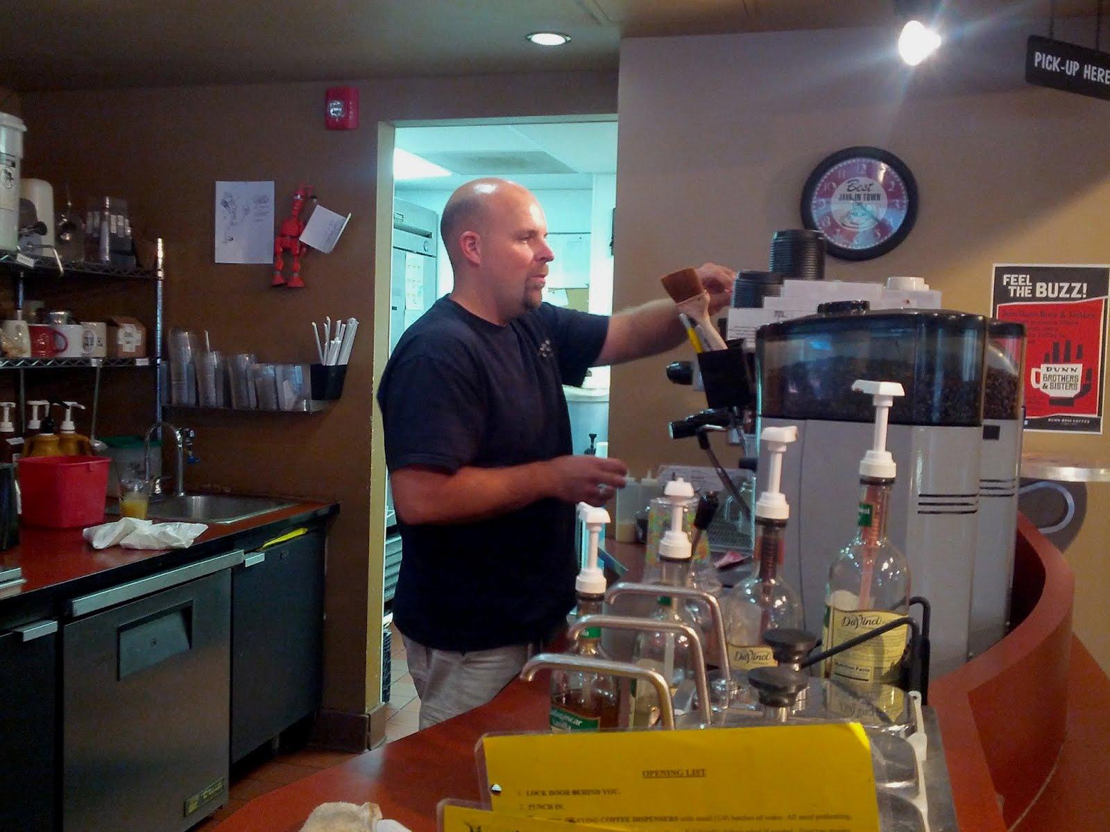 Dunn Bros Coffee takes over skyway café