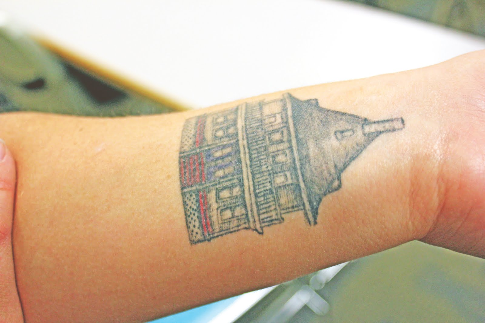 MCTC campus becoming more tattoo-friendly? Photography by Hayley Hove.
