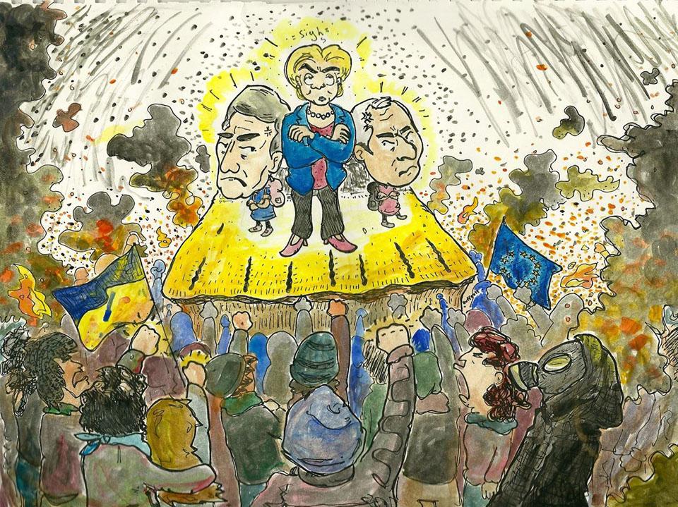 The Bane of Ukraine