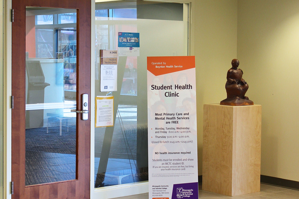 On Campus Health Clinic Offers Free Services To Students City