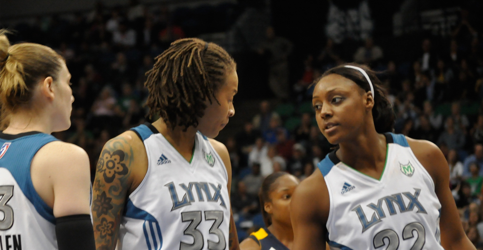 The Lynx are the only Minnesota professional sports team to win a championship since the early 90s. (Photo: Flickr/Joe Bielawa)