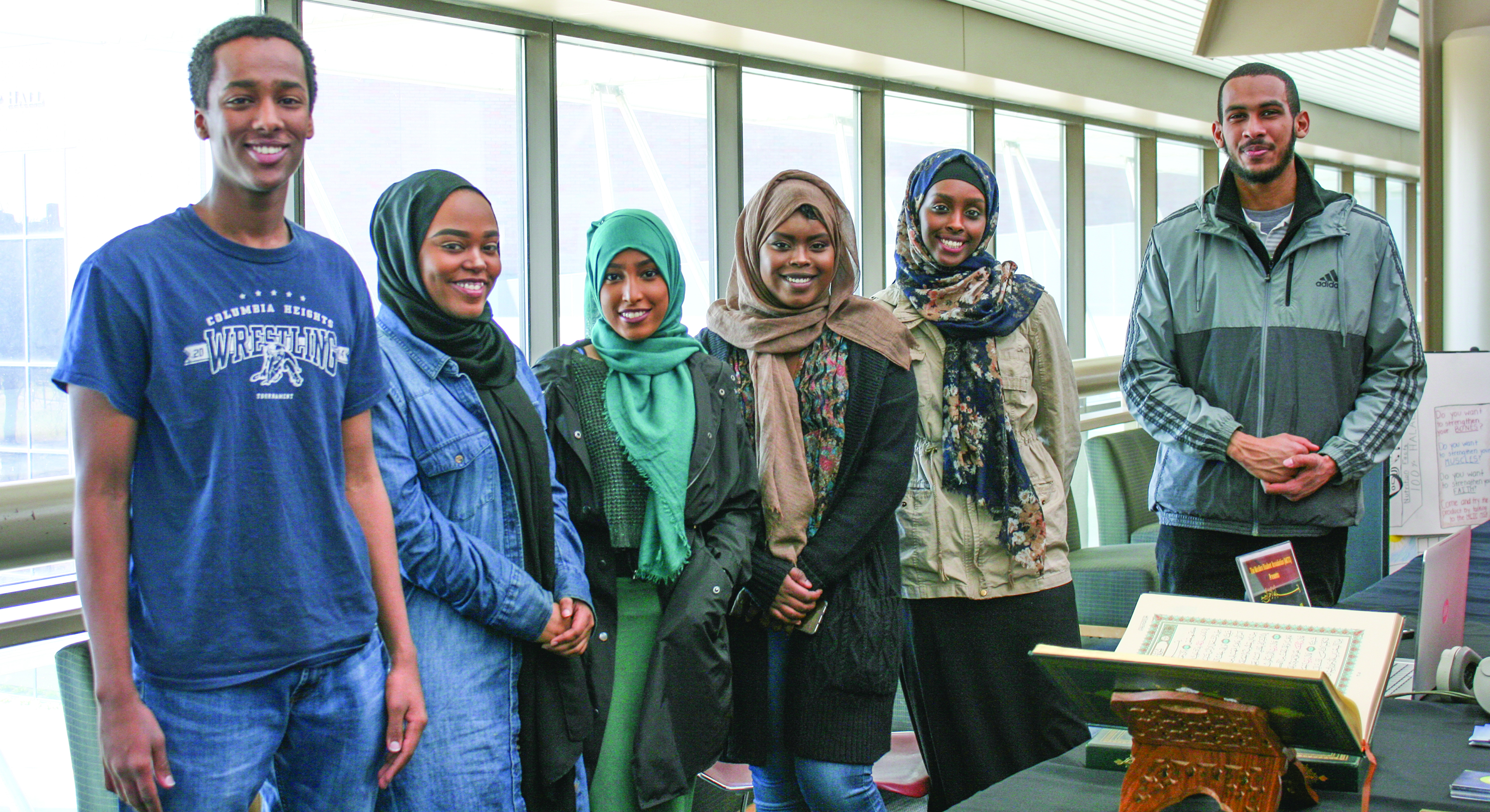 MSA fights Islamaphobia by hosting interactive events for Islamic awareness week