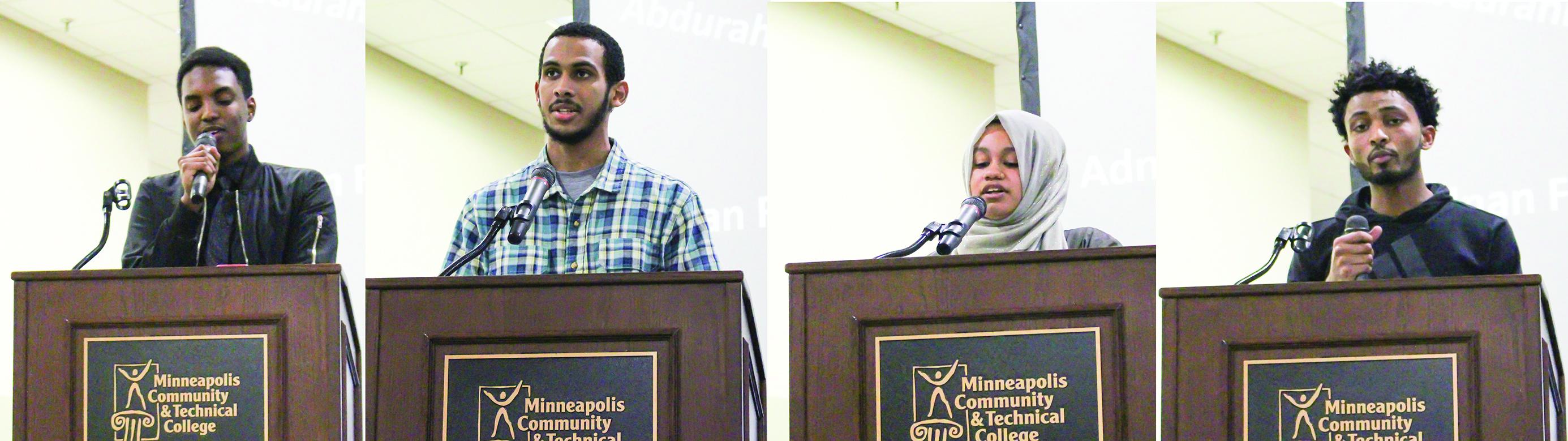 MSA celebrates Malcolm X and educates community on Islamophobia & Mass Incarceration