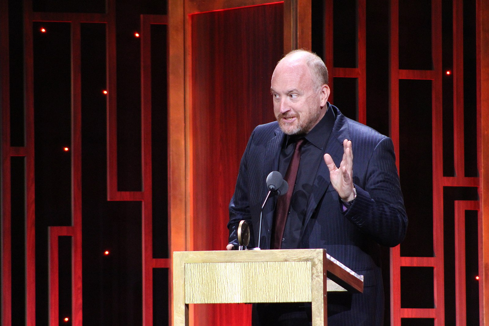 Louis C.K. was accused by five women of taking off his clothes and masturbating in front of them. In a statement, C.K. said