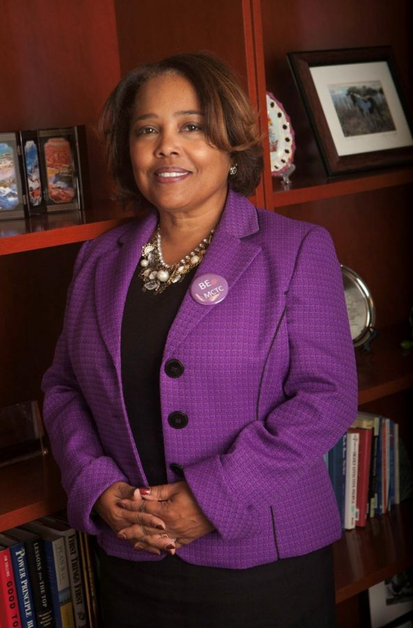 Minneapolis College President Sharon J. Pierce