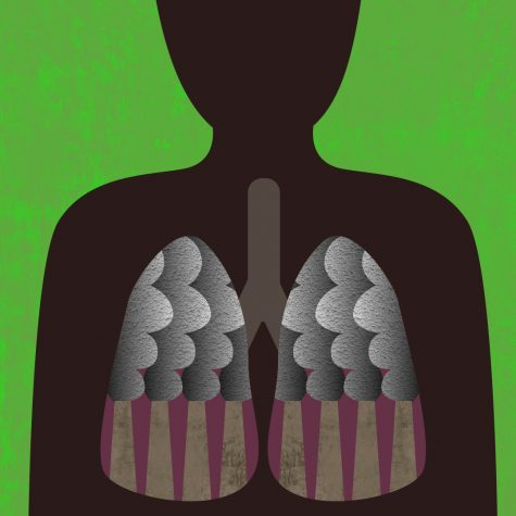 Long-term exposure to air pollution correlates to higher death rates from COVID-19.